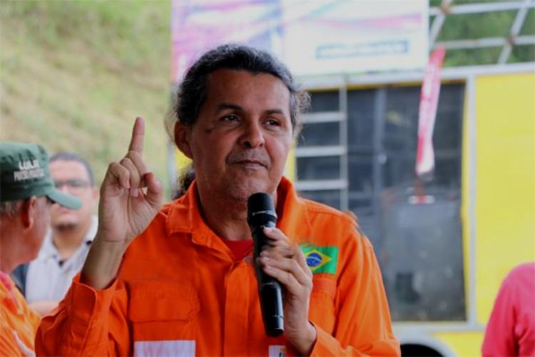 Radiovaldo: 'Com essa venda, perdem a Bahia e o Brasil' | Foto: Ascom Sindipetro | Divulgação - Foto: Ascom Sindipetro | Divulgação