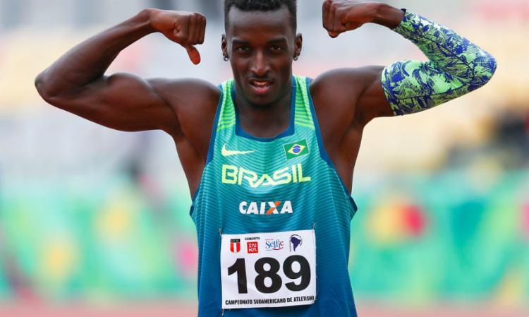 Atleta alcançou sua melhor marca da temporada nos 60m com barreiras | Foto: Wagner Carmo | CBAt - Foto: Wagner Carmo | CBAt