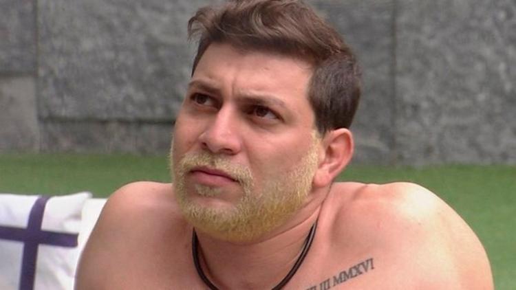 Brother revelou não estar sentindo gosto dos alimentos   Foto: Reprodução   TV Globo - Foto: Reprodução   TV Globo