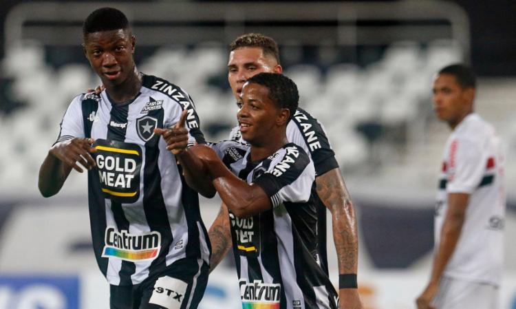Resultado impede Tricolor de alcançar fase de grupos da Libertadores | Foto: Vitor Silva | Botafogo - Foto: Vitor Silva | Botafogo