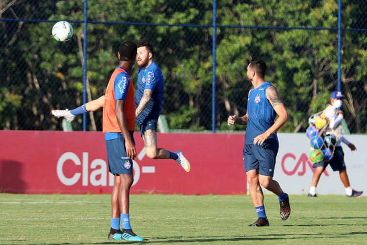 Tricolor vive momento de angústia na Série A do Brasileirão | Foto: Felipe Oliveira | EC Bahia - Foto: Felipe Oliveira | EC Bahia
