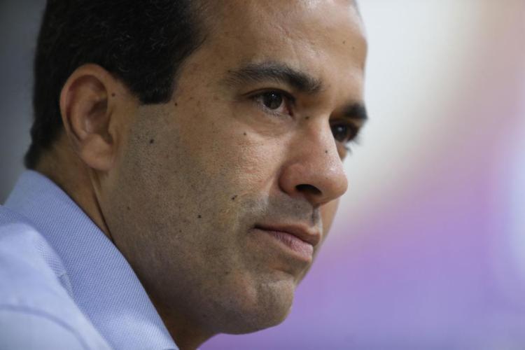 Prefeito fala sobre avanço da Covid-19 e medidas restritivas em Salvador | Foto: Raul Spinassé | Ag. A TARDE - Foto: Raul Spinassé | Ag. A TARDE