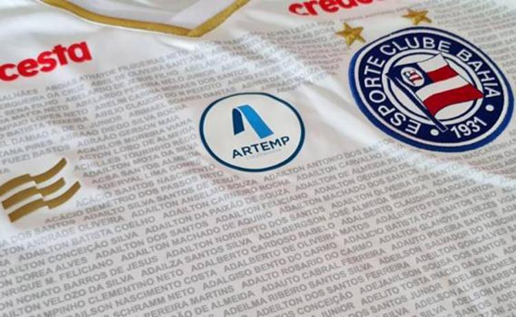 O dinheiro será usado para alojamento do futebol feminino | Foto: Reprodução | ECBahia - Foto: Reprodução | ECBahia