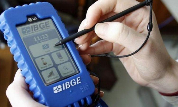 Vagas para agente censitário e recenseador serão ofertadas para todo o estado | Divulgação: IBGE - Foto: Divulgação: IBGE