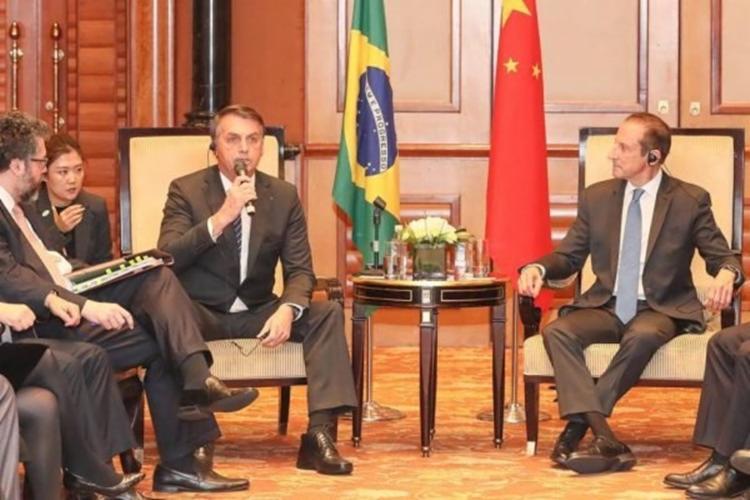 Solicitação de substituição do embaixador foge da praxe diplomática - Foto: Isac Nóbrega | PR