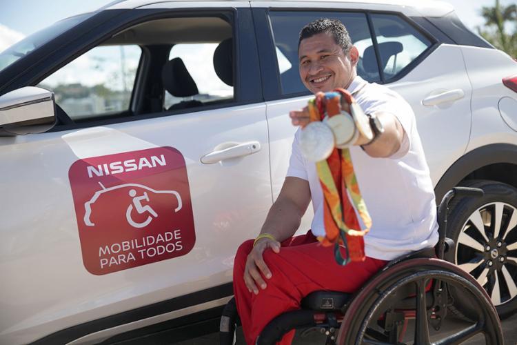 Nissan mantém versões para o segmento PCD, inclusive o Kicks | Foto: Foto: Divulgação - Foto: Divulgação