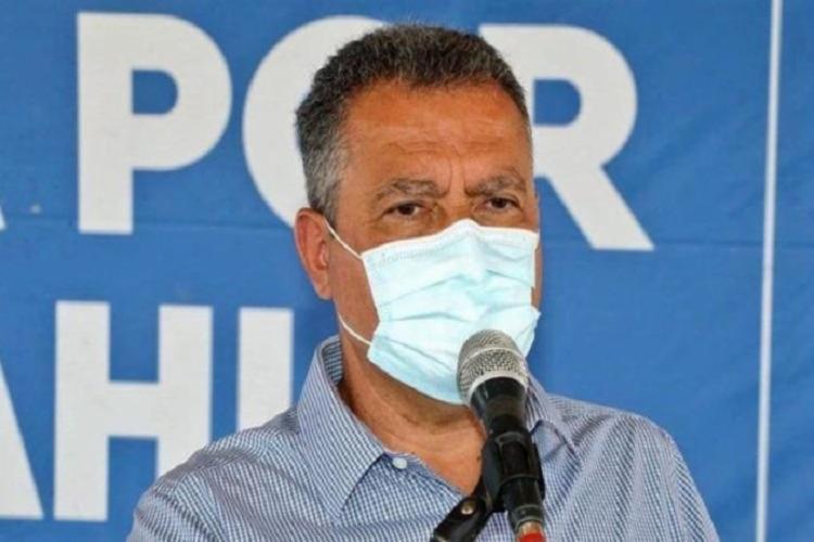Rui alertou sobre a possiblidade de um colapso na saúde - Foto: Reprodução
