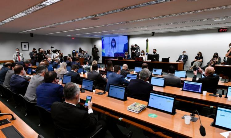 A CMO tem entre suas atribuições a análise e aprovação do Orçamento da União; Baiano Elmar Nascimento (DEM) estava entre os candidatos do pleito - Foto: Edilson Rodrigues / Agência Senado