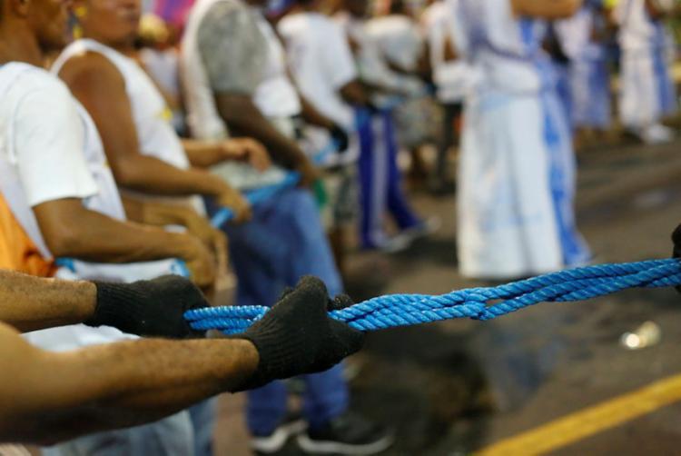Cordeiros também foram afetados pela ausência do Carnaval | Foto: Rafael Martins | Ag. A TARDE