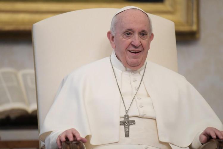 Ele diz que imunização é ato de amor para com os mais frágeis | Foto: Handout | Vatican Media | AFP - Foto: Handout | Vatican Media | AFP