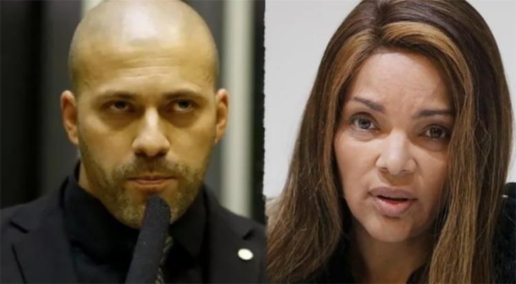 Processos podem levar à cassação do mandato parlamentar de Daniel e Flordelis | Fotos: Reprodução - Foto: Reprodução