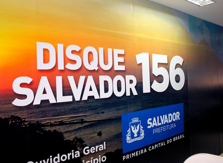 Interrupção para alteração no prestador de telefonia tem previsão de duração de 3h - Foto: Tiago Barros | Secom