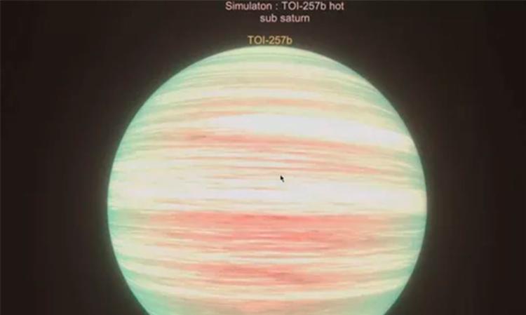 Com dados da Nasa, grupo da UFRN colaborou com descoberta de planeta | Foto: TESS | Nasa - Foto: TESS | Nasa