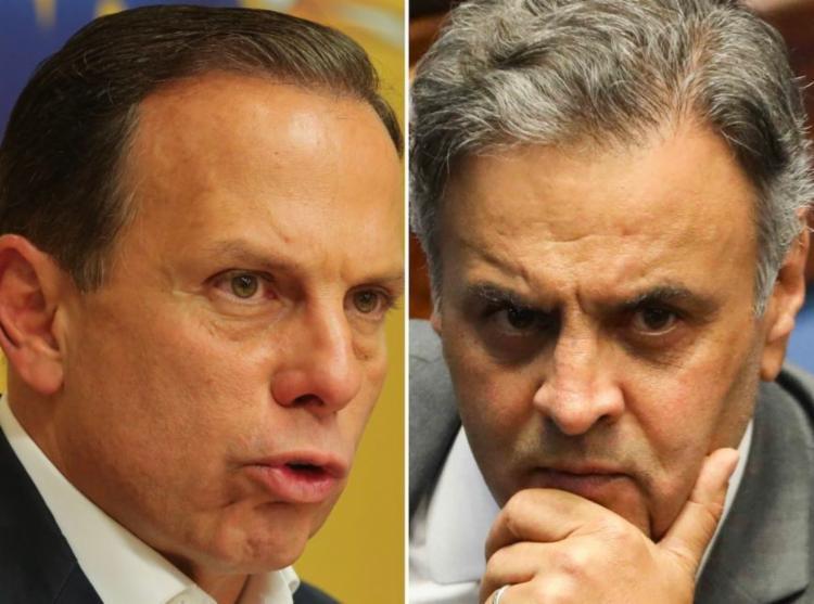 Doria reforça ainda a postura de se colocar como oposição ao presidente Bolsonaro - Foto: Reprodução