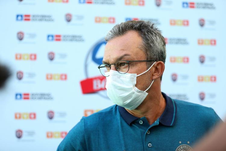 Cláudio Prates lamentou derrota em casa | Foto: Felipe Oliveira | E.C.Bahia - Foto: Felipe Oliveira | E.C.Bahia