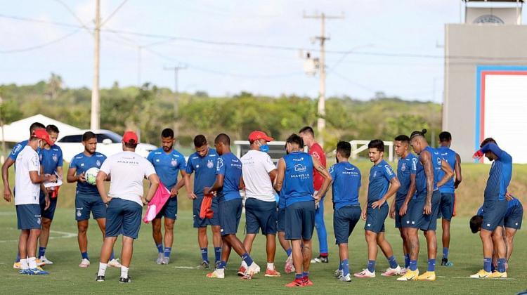 Time deve entrar em campo com mudanças | Foto: Felipe Oliveira | E.C.Bahia - Foto: Felipe Oliveira | E.C.Bahia