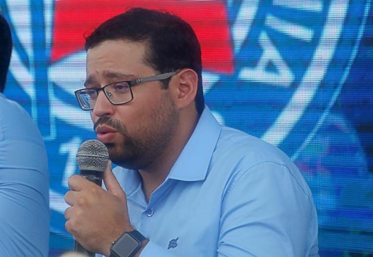 Pedro Henriques, ex-vice-presidente do Bahia | Foto: Felipe Oliveira | EC Bahia - Foto: Felipe Oliveira | EC Bahia