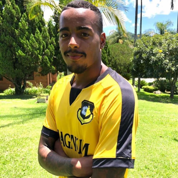 O atleta de 22 anos tem contrato com o Rubro-Negro baiano até o final de 2023 | Foto: Divulgação | São Bernardo - Foto: Divulgação | São Bernardo
