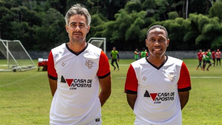 Contratados foram anunciados nesta quinta-feira   Foto: Letícia Martins   E.C.Vitória - Foto: Letícia Martins   E.C.Vitória