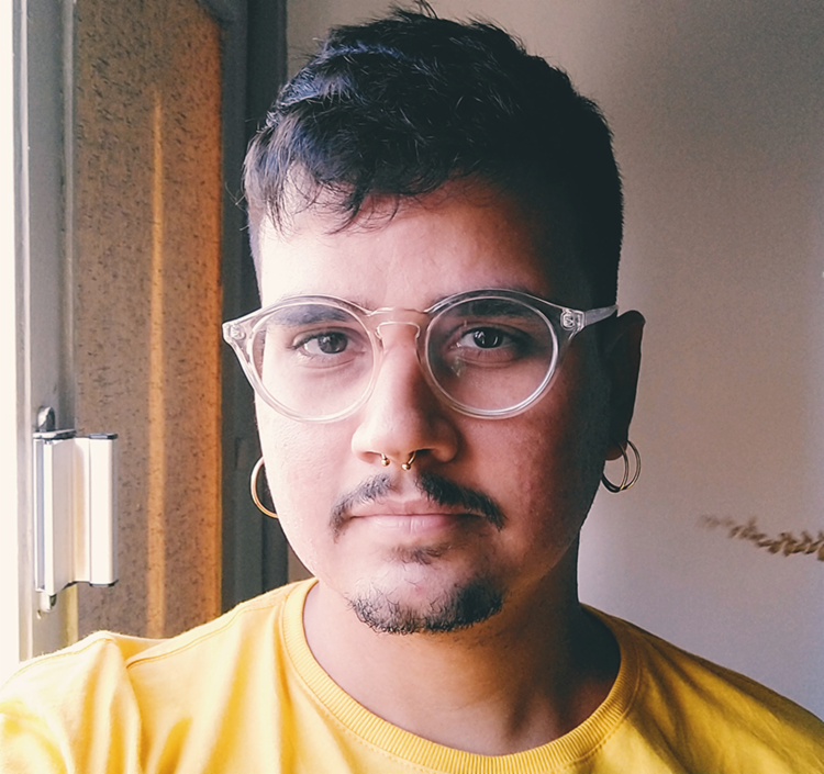 Eduardo Leite é jornalista e doutorando da Ufba | Foto: Arquivo Pessoal - Foto: Arquivo Pessoal