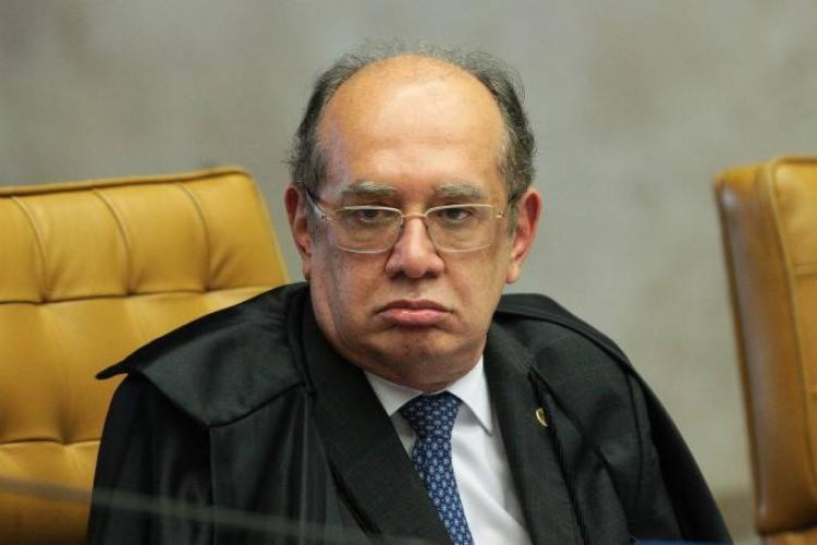 Ministro Gilmar Mendes rebateu o ex-comandante do Exército Eduardo Villas Bôas, - Foto: Divulgação | STF