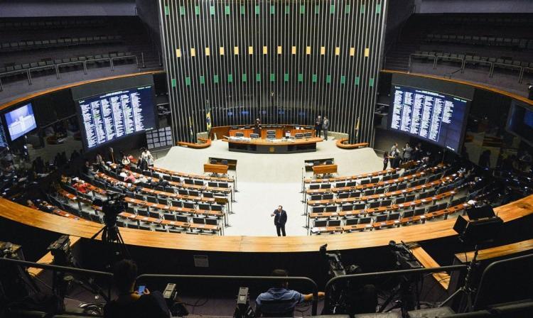 A Câmara começa a definir quem será o futuro presidente a partir das 19h | Foto: Antonio Cruz | Agência Brasil - Foto: Antonio Cruz | Agência Brasil