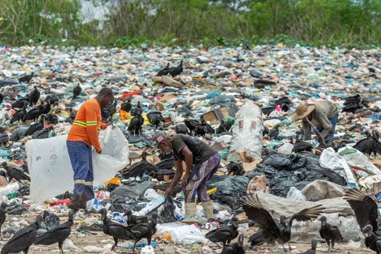 Em Eunápolis, resíduos são descartados sem controle | Foto: Adelmo Borges | Divulgação - Foto: Adelmo Borges | Divulgação