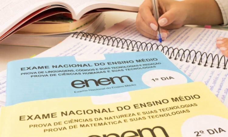 As provas do Enem 2021 serão aplicadas nos dias 21 e 28 de novembro   Foto: Tânia Rêgo   Agência Brasil - Foto: Tânia Rêgo   Agência Brasil