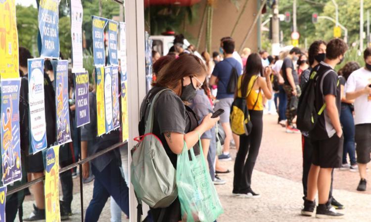 Exame será feito para quem teve prova cancelada por covid-19 I Foto: Agência Brasil - Foto: Agência Brasil