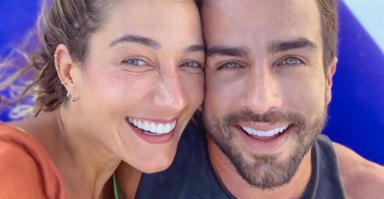 Pugliesi afirmou que ela e Erasmo tentaram engravidar durante um ano e quatro meses | Foto: Reprodução | Instagram - Foto: Reprodução | Instagram