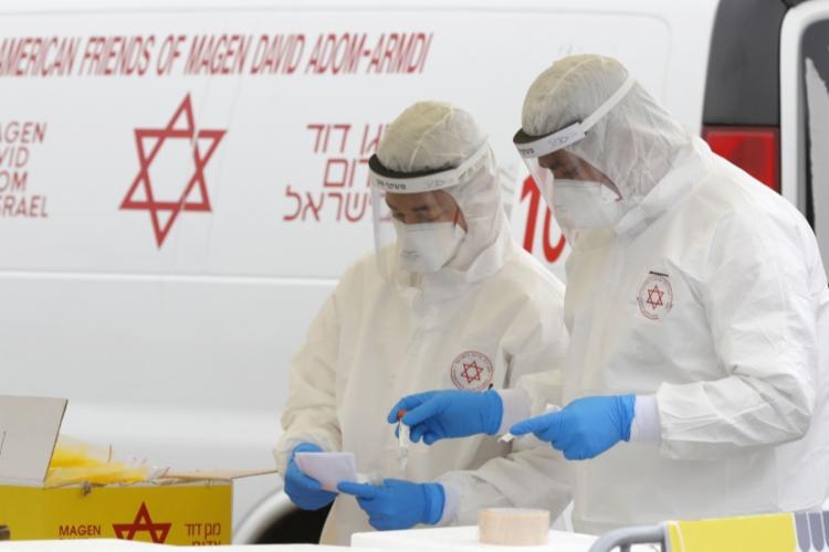Em Israel, o número de casos em toda a população caiu praticamente pela metade | Foto: Reprodução - Foto: Reprodução