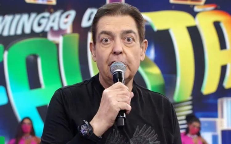 Apresentador perdeu 24 quilos após tratar um edema linfático | Foto: Reprodução | TV Globo - Foto: Reprodução | TV Globo