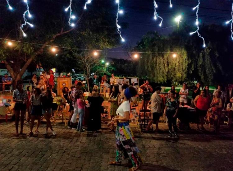 Projeto é realizado desde 2018 em Feira de Santana | Foto: Divulgação - Foto: Divulgação