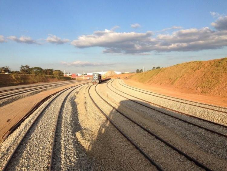 A Ferrovia Centro-Atlântica (FCA) opera um total de 7.222 km em sete estados e o Distrito Federal | Foto: Divulgação - Foto: Divulgação