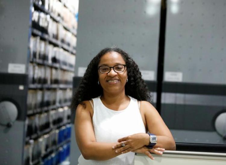 Jornalista, antropóloga e colunista de A TARDE, Cleidiana Ramos participou do 'Isso é Bahia'   Foto: Arquivo   Ag. A TARDE