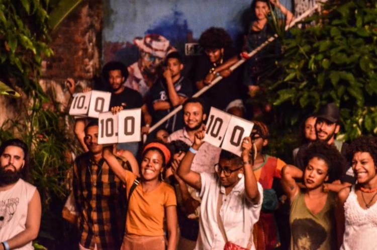 Projeto começou como 'Slam de Poesia' e agora virou festival com batalha de poesias e oficinas | Foto: Divulgação - Foto: Divulgação