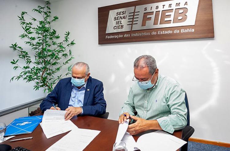 Fieb e Sebrae vão impulsionar internacionalização e acesso a crédito | Foto: Darío G. Neto ASN Ba. - Foto: Darío G. Neto ASN Ba.