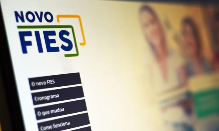 Índice é o mais baixo desde o Novo Fies, que entrou em vigor em 2018 | Foto: Marcello Casal Jr. | Agência Brasil - Foto: Marcello Casal Jr. | Agência Brasil