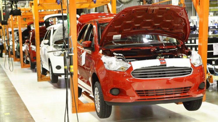 Negociações entre a fábrica e os trabalhadores foram estendidas até o mês de maio | Foto: Divulgação | Ford - Foto: Divulgação | Ford
