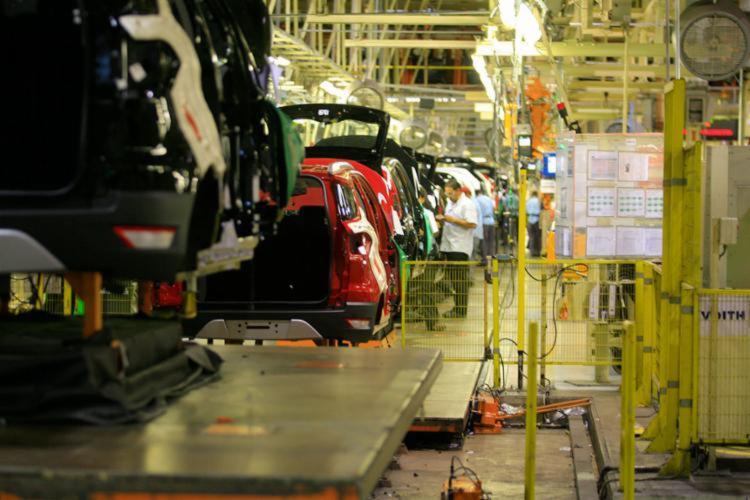 Ford anunciou encerramento imediato das atividades de produção no dia 11 de janeiro | Foto: Joá Souza | Ag. A TARDE - Foto: Joá Souza | Ag. A TARDE