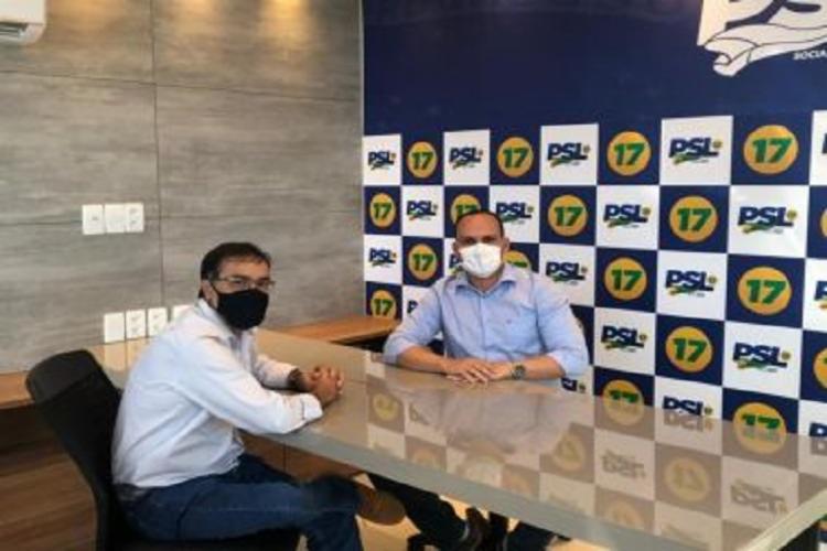 Futuca e Alberto tiveram reuniões nas últimas semanas e encaminharam o acordo - Foto: DIvulgação