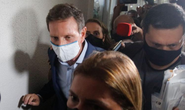 Ex-prefeito ainda deverá cumprir medidas cautelares | Foto: Tânia Rego | Agência Brasil - Foto: Tânia Rego | Agência Brasil