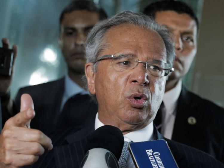 Resta ao ministro da Economia, Paulo Guedes, tentar viabilizar um acordo a fim de manter o país rodando | Foto: Agência Brasil - Foto: Agência Brasil