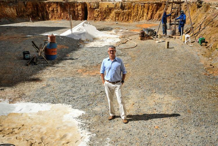 Lima é sócio da MVL, construtora do Barra Conceito | Foto: Felipe Iruatã | Ag. A TARDE - Foto: Felipe Iruatã | Ag. A TARDE