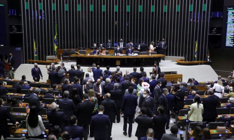 Eleição foi adiada duas vezes e só aconteceu depois de acordo   Foto: Michel Jesus   Câmara dos Deputados - Foto: Michel Jesus   Câmara dos Deputados