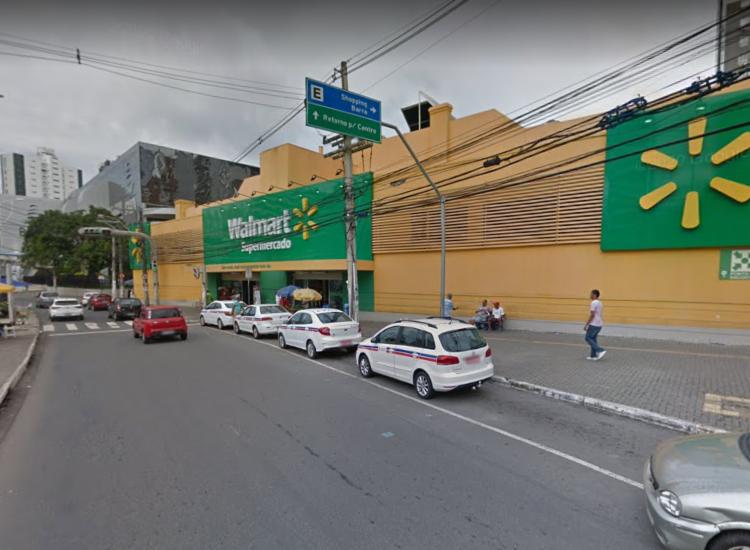 Incêndio foi causado em sistema de ar condicionado e controlado na fase inicial | Foto: Reprodução | Google Street View - Foto: Reprodução | Google Street View
