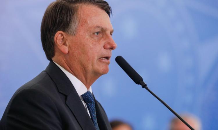 Bolsonaro afirmou que o Auxílio Emergencial deve ser retomado a partir de março - Foto: Divulgação | Agência Brasil