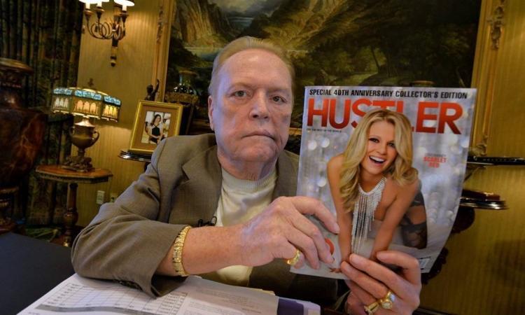 O magnata, que convivia com uma paralisia dos membros inferiores desde 1978, morreu de insuficiência cardíaca   Foto: Mark Ralston   AFP - Foto: Mark Ralston   AFP