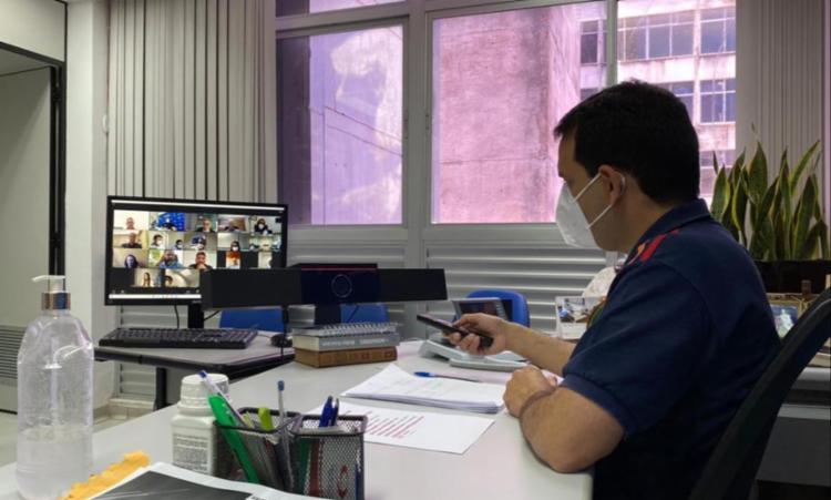 Leo Prates é secretário de Saúde de salvador