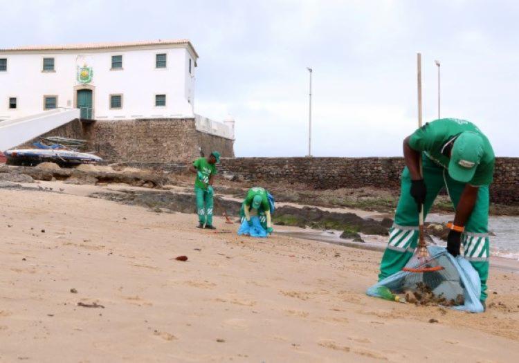 Medida busca apoiar as cooperativas de reciclagem afetadas diretamente pela não-realização do Carnaval em 2021 I Foto: Bruno Concha I Secom - Foto: Bruno Concha I Secom